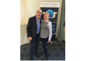 Havening Techniques<br />Dot with Paul Mckenna fellow Havening Practitioner
