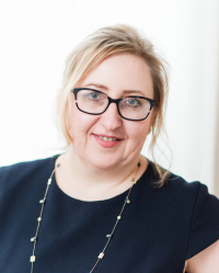 Zuzanna Horowska, Reg. MBACP, Post- graduate degree in Counselling