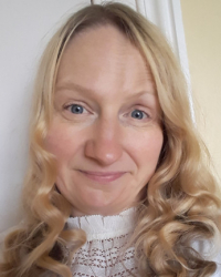 Clare Elliot PGDip Counselling, Cert. Children & Young People. MBACP (Accred).