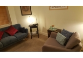 Warm & Comfy& relaxing Therapy Room in London