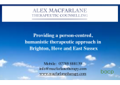 Counselling service info