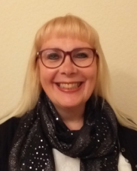 Janine Unwin,  Accredited Counsellor (MBACP) and CBT Therapist
