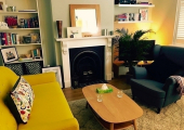 Surbiton Counselling room