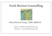 Cheryl Henson-Tsang - (FdSC MBACP) image 2