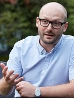Alex Simler, Integrative Counsellor, MBACP (reg)