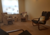 Counselling room - One of the rooms inside Craven Clinic Ltd