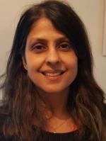 Manisha Govindia  PG Dip, Registered Member BACP