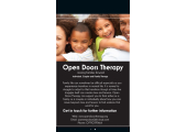 Open Doors Therapy - moving families forward