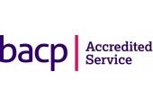 BACP<br />BACP Service Accreditation Logo