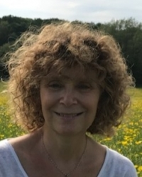Julie McHugh Dip counselling and psychotherapy, UKCP accredited.