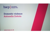 BACP domestic violence