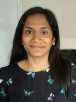 Bina Vishnuram MSc, MBACP