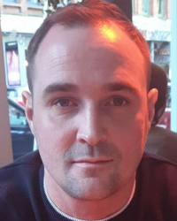 Patrick Breheny (MBACP) Dip. Integrative Counsellor