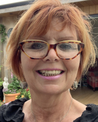 Carol Steere. BA Hons/ Dip Humanistic Counselling MBACP
