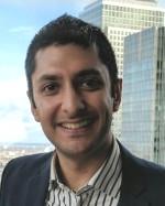 Vinesh Bhimjiyani - Counsellor and Psychotherapist