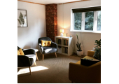 My counselling room in Wormley, Godalming, GU8