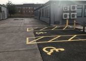 Disabled access and parking