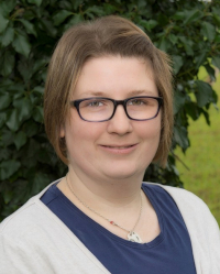 Emma Largesse  MBACP FdSc