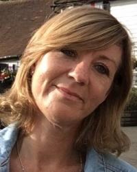 Maria Godfrey. MBACP