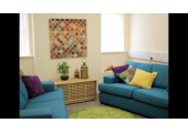 Counselling room at Blaby.