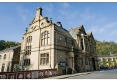 Town Hall hebden Bridge