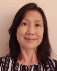 Gidget Wong, Dip.Counselling, MCOSCA