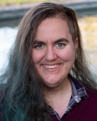 Jessie Holder, BA (Hons), MMus, MA, HCPC registered Arts Psychotherapist