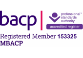 BACP registration<br />BACP registration