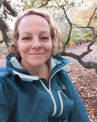 Claire Goodey - Outdoor therapy