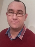 Carl Ely, Dip Counselling, PG Dip Supervision, BACP ACCRED