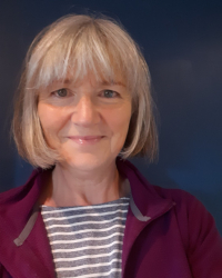 Elaine Thelier   Indoor and Outdoor Counselling BACP