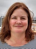 Carol Jones PgDip. Counselling Psychology, MBACP