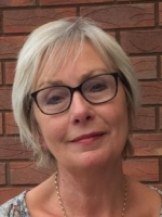 Lyn Chrimes      MBACP(Reg)   (MA Counselling Children &Young People;  BA)
