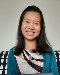 H. Cherry Yip, MBACP (Accred), BSc (Hons) Psychology