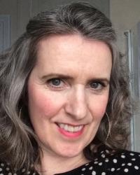 Fiona Fitzpatrick BA, MA. Art Psychotherapist HCPC