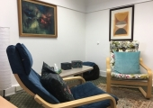 A Safe Space - The counselling room is a safe space for you to talk and explore your feelings.