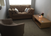 Nora House, Psychotherapy and Counselling Practice | Rugeley<br />Nora House therapy and counseliing room 2