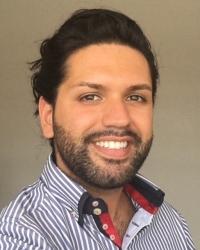 Aaron Nazar - BA (hons), Dip. Couns, MBACP