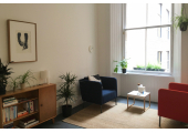 Counselling room at Central Chambers