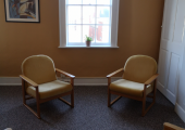 Group therapy room, Devizes