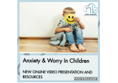 Anxiety & Worry in Children Online Parent Programme<br />Visit www.newbeliefscbt.co.uk/events for more information