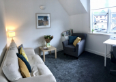 'Campsie' therapy room at The Wellbeing Rooms