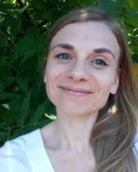 Anna Lisicka, CBT therapist, BABCP