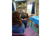 Counselling<br />Talking and Creative Counselling are options