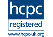 I am HCPC registered