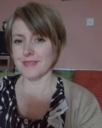 Vicky Aston. Art Psychotherapist