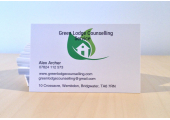 Green Lodge Counselling Bridgwater business card