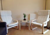 Therapy Room at Green Lodge Counselling