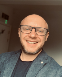 Dr Daniel Glazer, Child & Adolescent Clinical Psychologist in North London