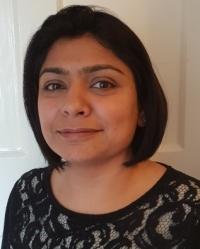 Kamini Patel  BSc Hons, Adv Dip, MBACP